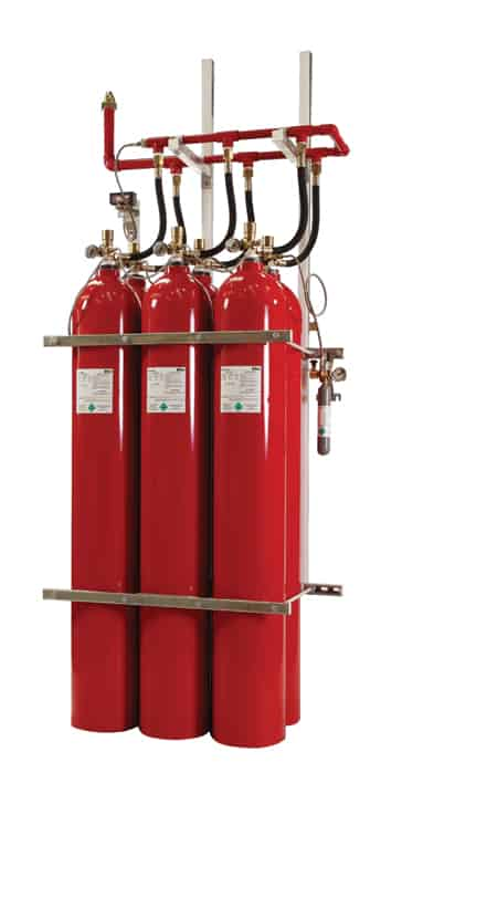 Clean Agent Tanks - Fire and Safety Equipment UAE - Adiga Fire