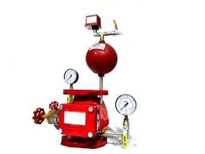 sprinkler Bladder Tanks Fire and Safety Equipment UAE - Adiga Fire